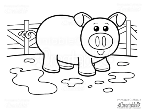 013-cute-piggy-free-printable-coloring-page