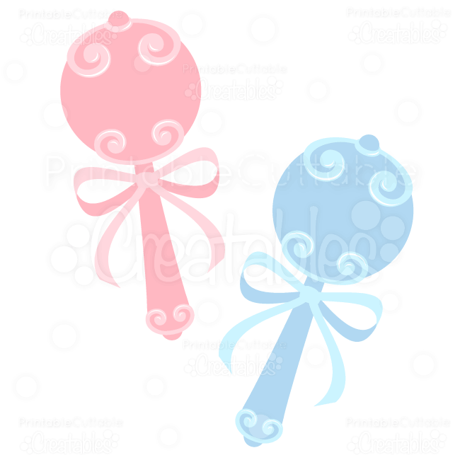 free clipart baby rattle - photo #38