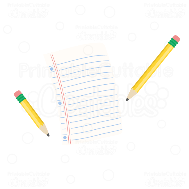 Clipart Pencil Paper | Free | Download