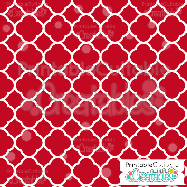 02-Red-Christmas-Quatrefoil-Patterns