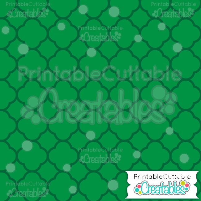 06-Green-Christmas-Quatrefoil-Digital-Paper