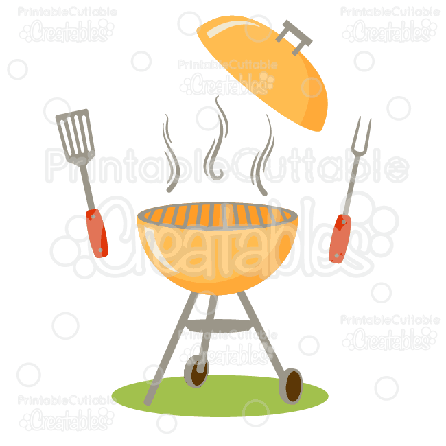 BBQ-Grill-SVG-Cutting-File-Grilling-Tools-Clipart